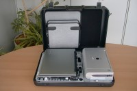 Vario Attaché mit Drucker Canon iP90